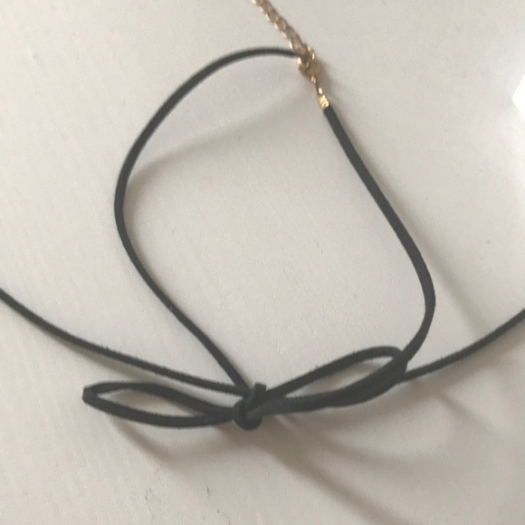 Jewelry - Black Tie Choker